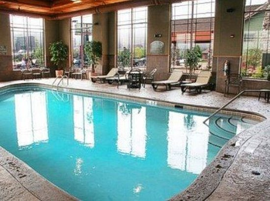 Canal Park Lodge: Indoor Pool