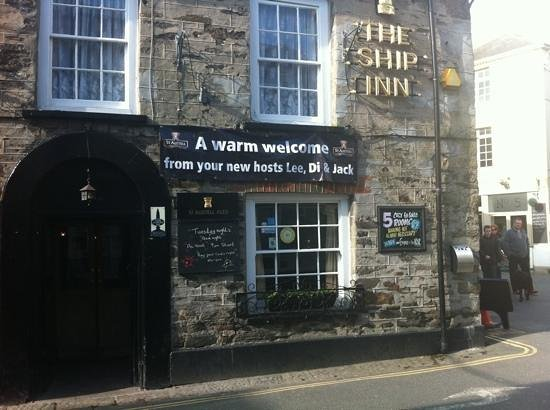 Photo of Ship Inn Lostwithiel