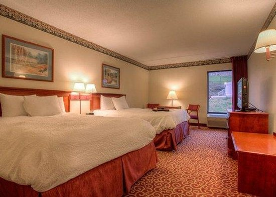 Clarion Inn: Guest Room Double