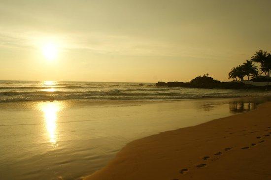 Heritance Ahungalla:                                     Beach