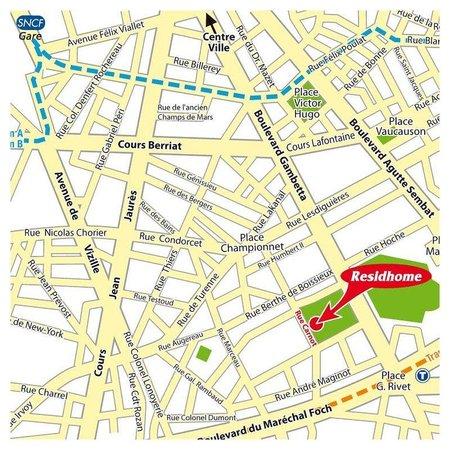 Location Appart Hotel Grenoble