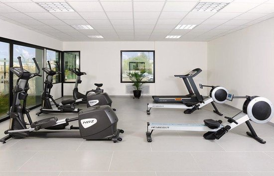 Residhome Appart Hotel Tolosa : Gym