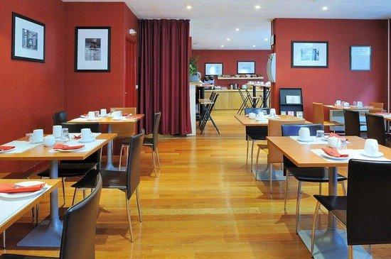Sejours & Affaires Grande Arche: Restaurant