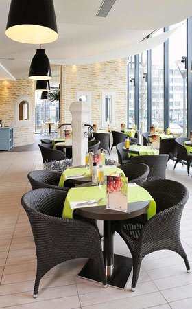 Residhome Prestige Paris Massy Residence : Restaurant