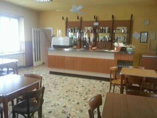 Concordia:                                                       bancone del bar