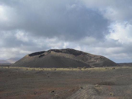 Raven's Volcano: Volcan del cuervo