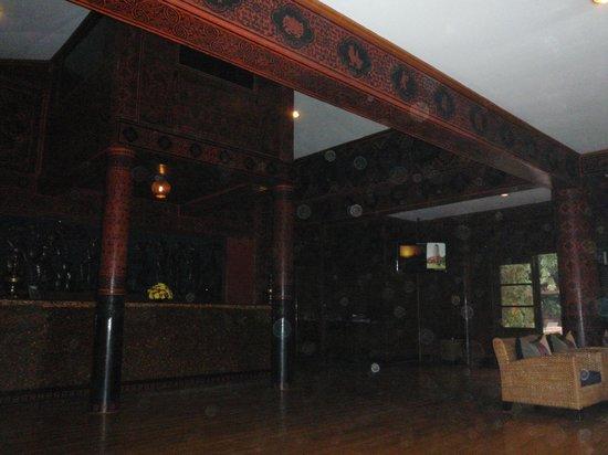 Myanmar Treasure Resort Bagan: hall