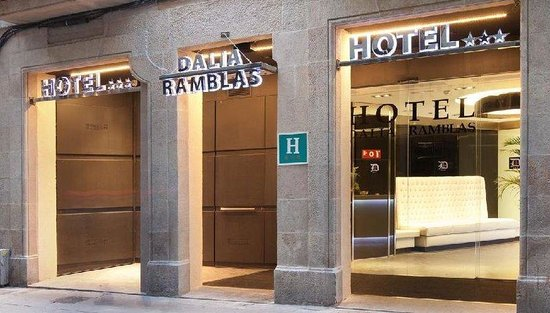 Dalia Ramblas : Exterior