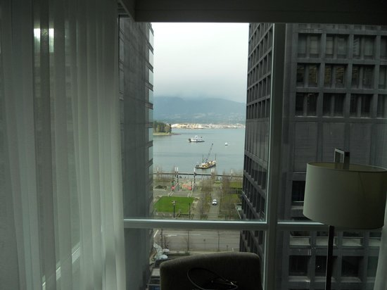 Coast Coal Harbour Hotel:                   View