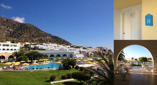 Mitsis Norida Beach Hotel:                   Norida