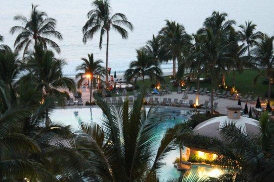 Villa La Estancia Beach Resort & Spa Riviera Nayarit:                                     from our balcony