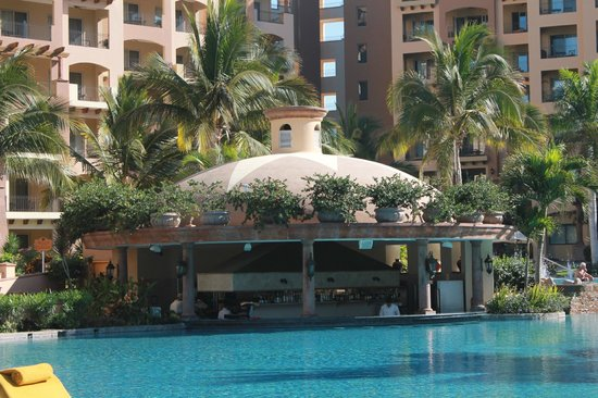 Villa La Estancia Beach Resort & Spa Riviera Nayarit:                                     the cool pool bar