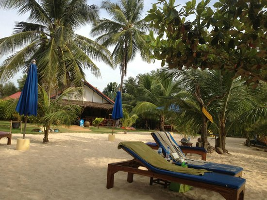 Ko Mak Palm Beach Resort