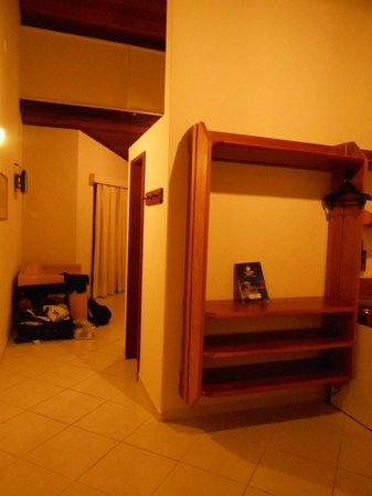 Resort La Torre:                   Lindas y comodas habitaciones