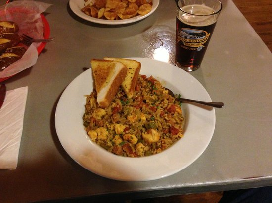 Appalachian Brewing Company: Jambalaya & Scottish Ale