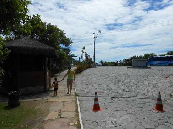 Resort La Torre:                   Entrada al  resort