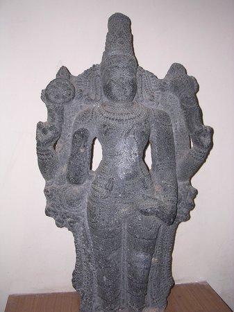 Archeological Museum of India:                                     ASI Museum, Vellore Fort, Vellore