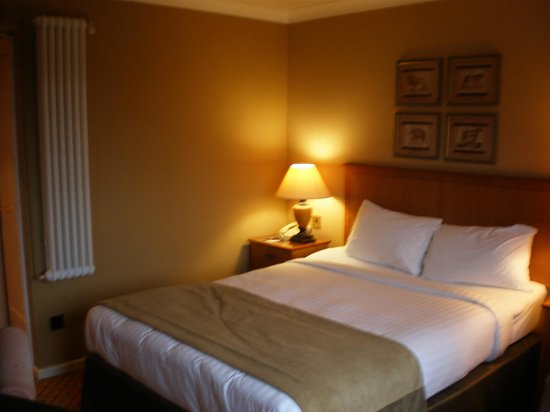 The Derbyshire Hotel: Room 168