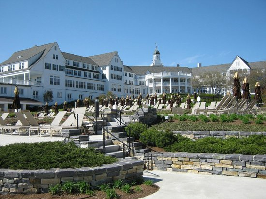 The Sagamore Resort: Hotel