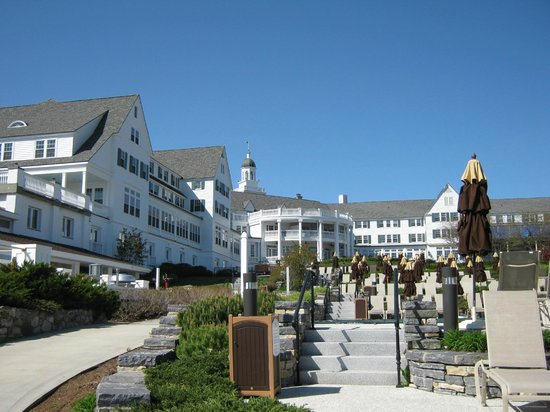The Sagamore Resort: Grounds