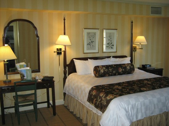 The Sagamore Resort: Bedroom