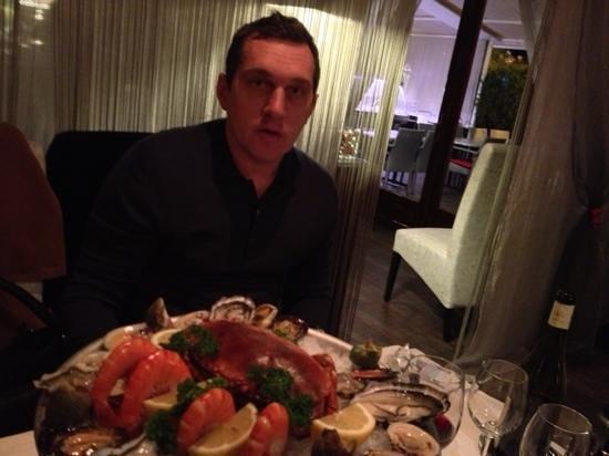 Restaurant Le Galion :                   Хороший ресторан!