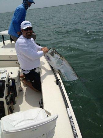 Tarpon Time Fishing Charters: Tarpon