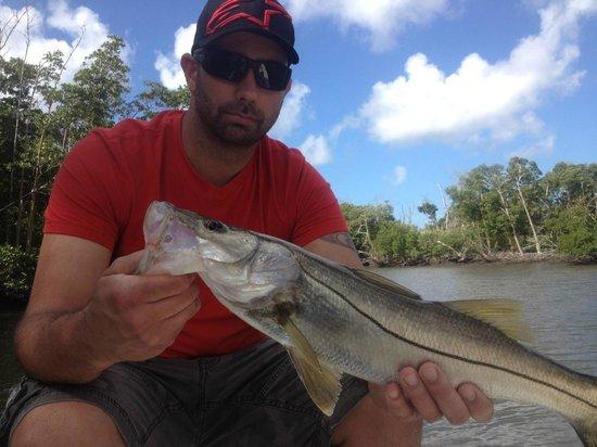 Tarpon Time Fishing Charters: Snook