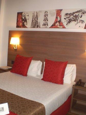 Hotel 4 Barcelona: la habitación 2