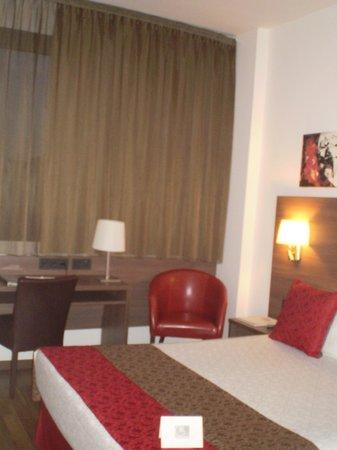 Hotel 4 Barcelona: la habitación 4