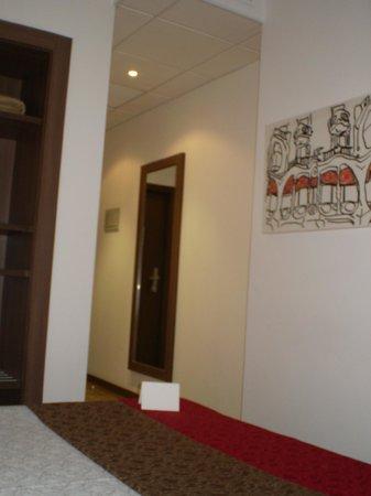 Hotel 4 Barcelona: la habitación 1