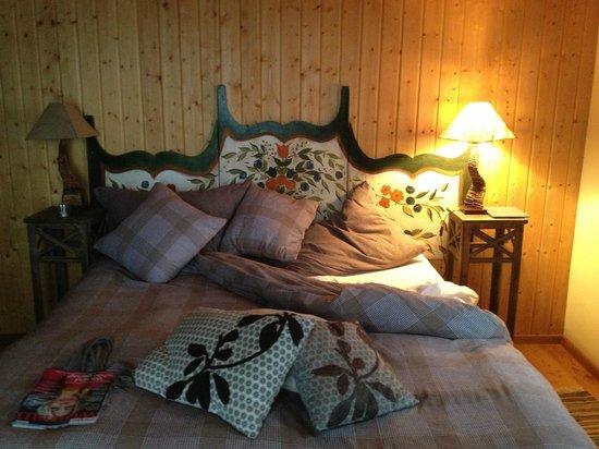 La Demeure des Elfes:                   Unser Zimmer