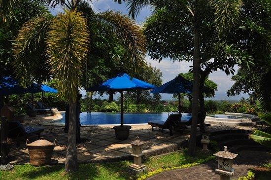 Puri Mangga Sea View Resort & Spa: big Pool