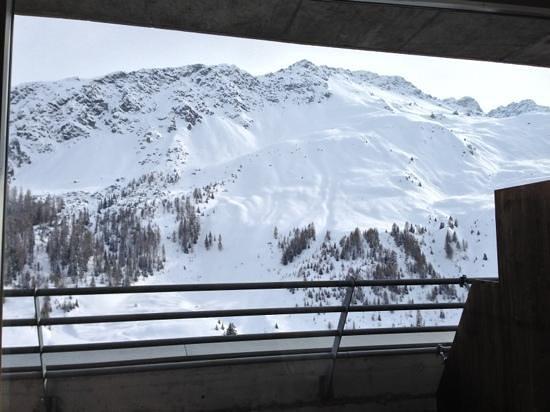 Arosa Kulm Hotel & Alpin Spa : Traumhafter Ausblick