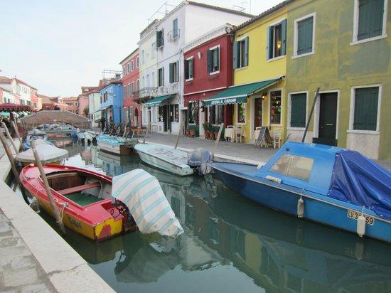The Westin Europa & Regina, Venice:                   Burano venice