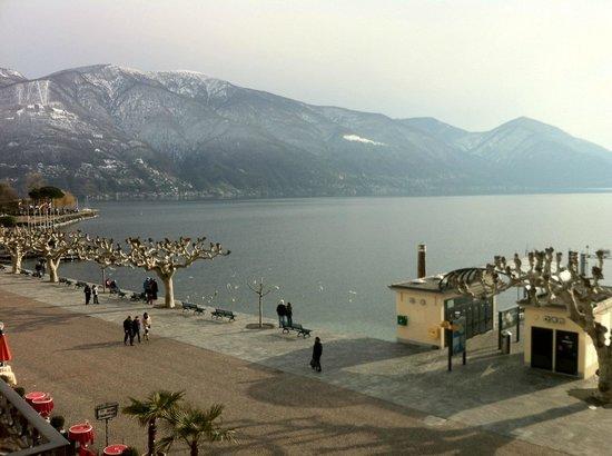 Al Faro :                   View from Room 6