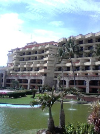 Casa Magna Marriott Puerto Vallarta Resort & Spa: Picture of our wing