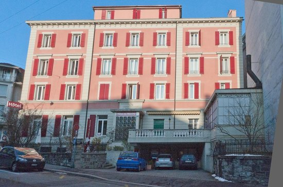 Hotel du Marche:                   Hotel Du Marché in Lausanne