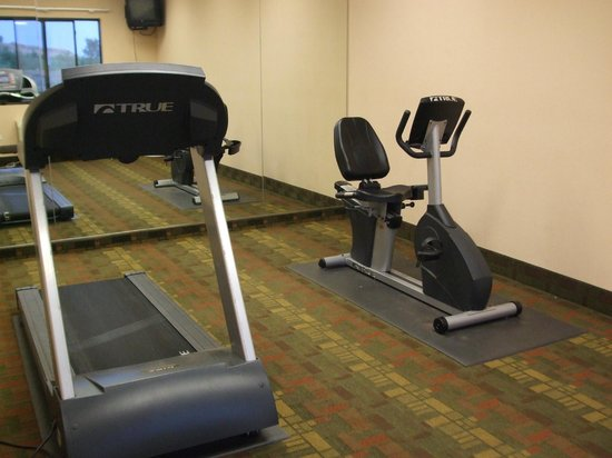 Super 8 by Wyndham Page/Lake Powell: Treadmill & stationary bike