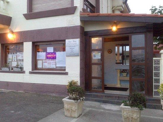 Restaurante Casa Teran:                   ENTRADA
