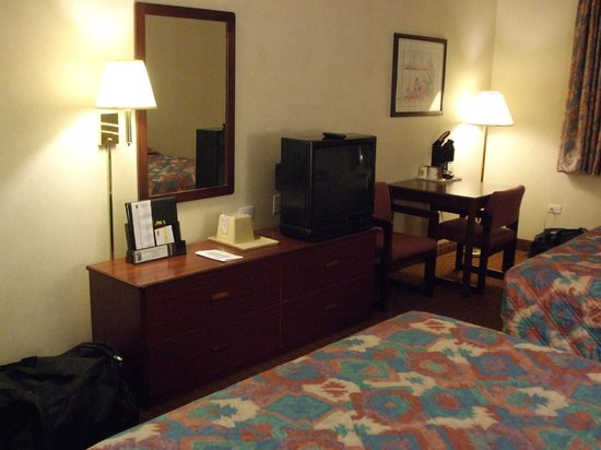 Super 8 Page/Lake Powell: Room