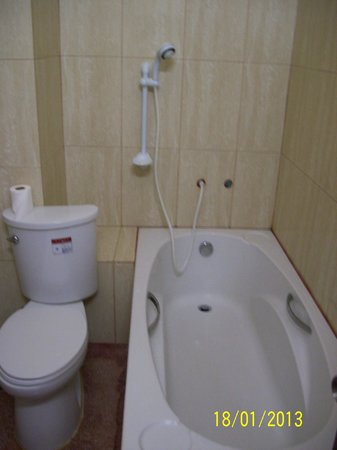 Okay 1 Villa:                   Попробуй включить воду???