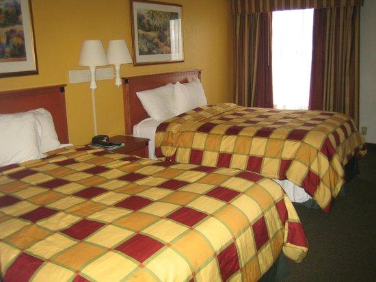 La Quinta Inn Orlando International Drive North: Our double room