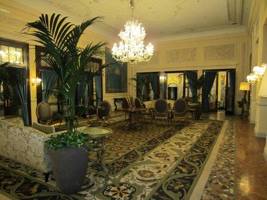 The Westin Europa & Regina, Venice:                   lounge