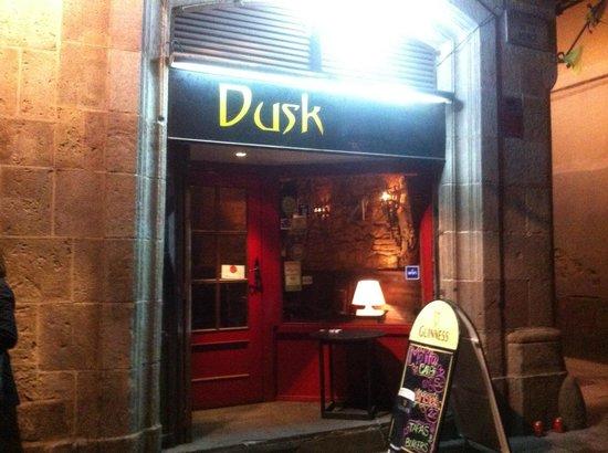 Dusk :                   ingresso