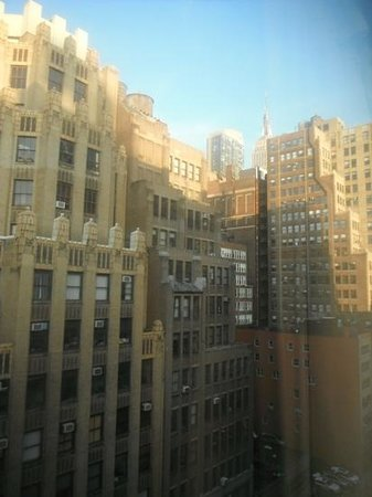 Holiday Inn Express NYC Madison Square Garden:                   1