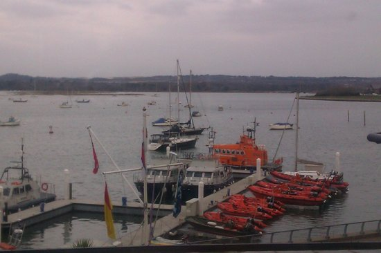 RNLI College:                   All bedrooms have harbour view