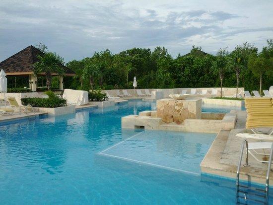 Fairmont Mayakoba: Main pool