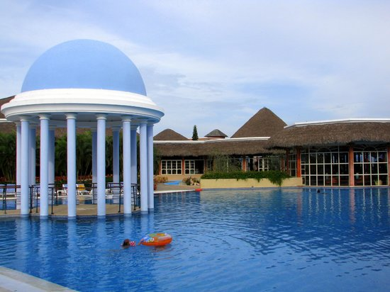 Iberostar Varadero:                   The main pool
