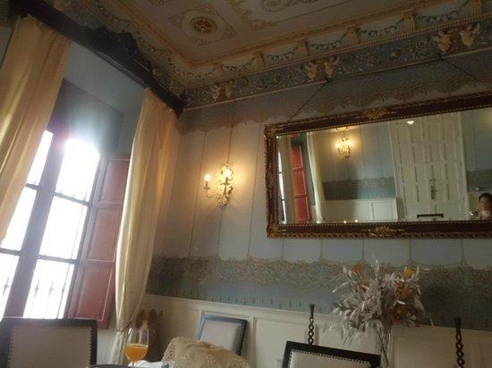 La Casa Noble:                   comedor